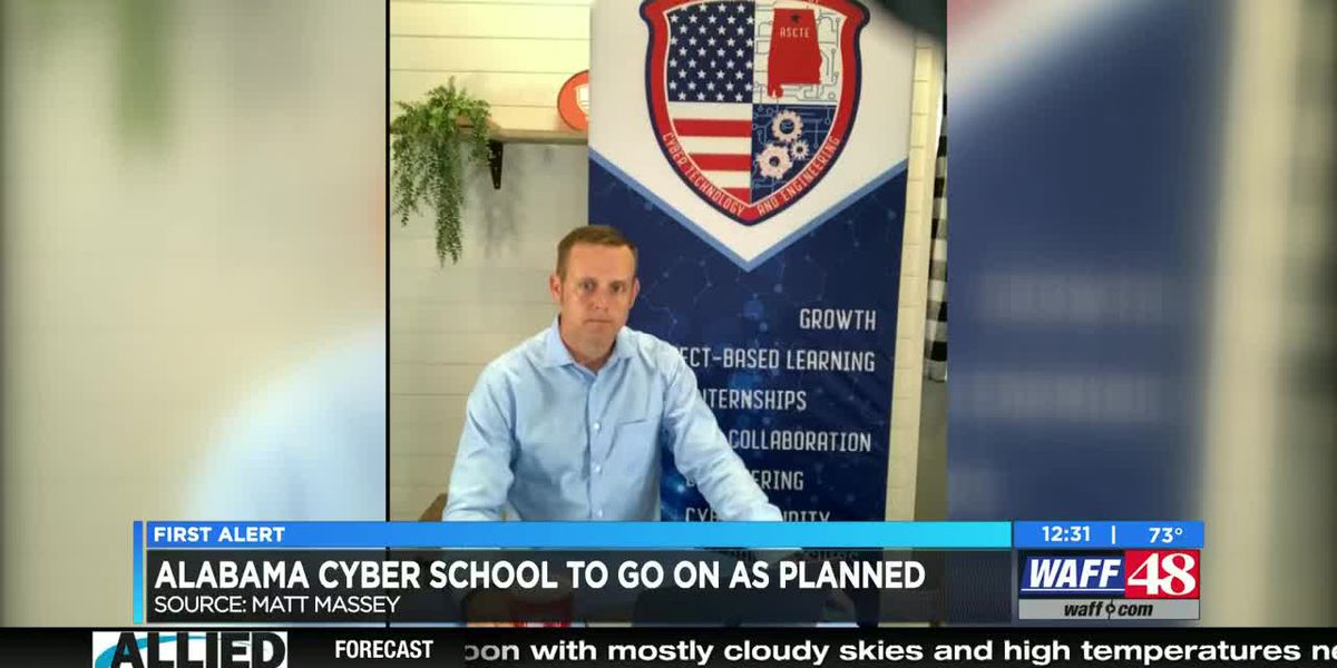 Alabama Cyber School to continue as planned