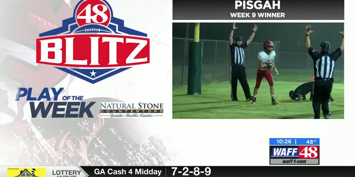 48 Blitz Week 9 Play of the Week: Pisgah