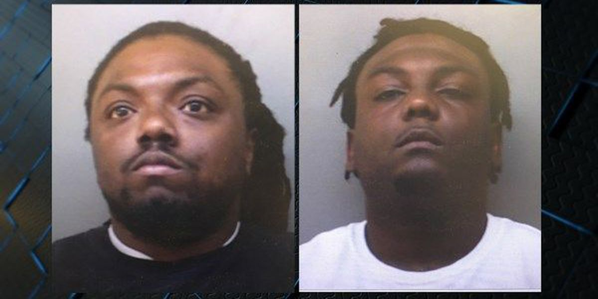 2 charged in Colbert County drug bust