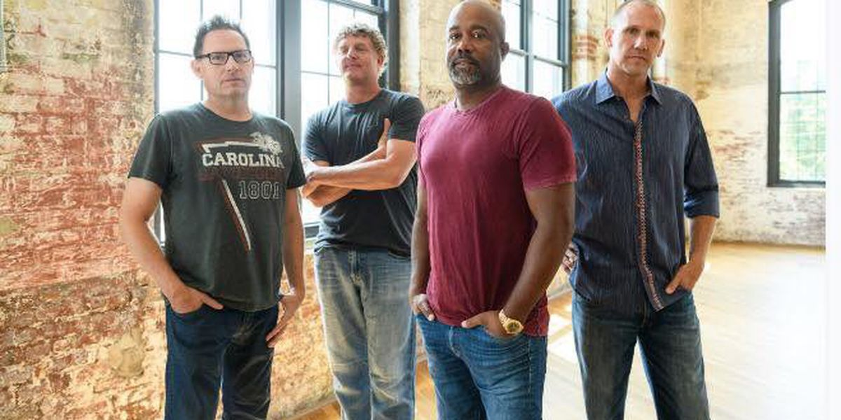 Hootie & The Blowfish to release new music