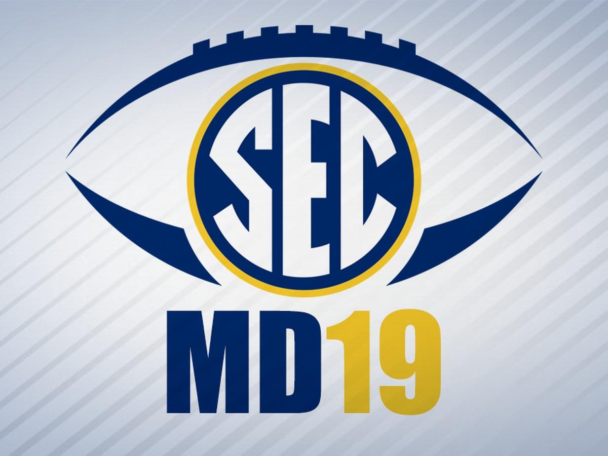 VIDEOS: SEC Media Days 2019