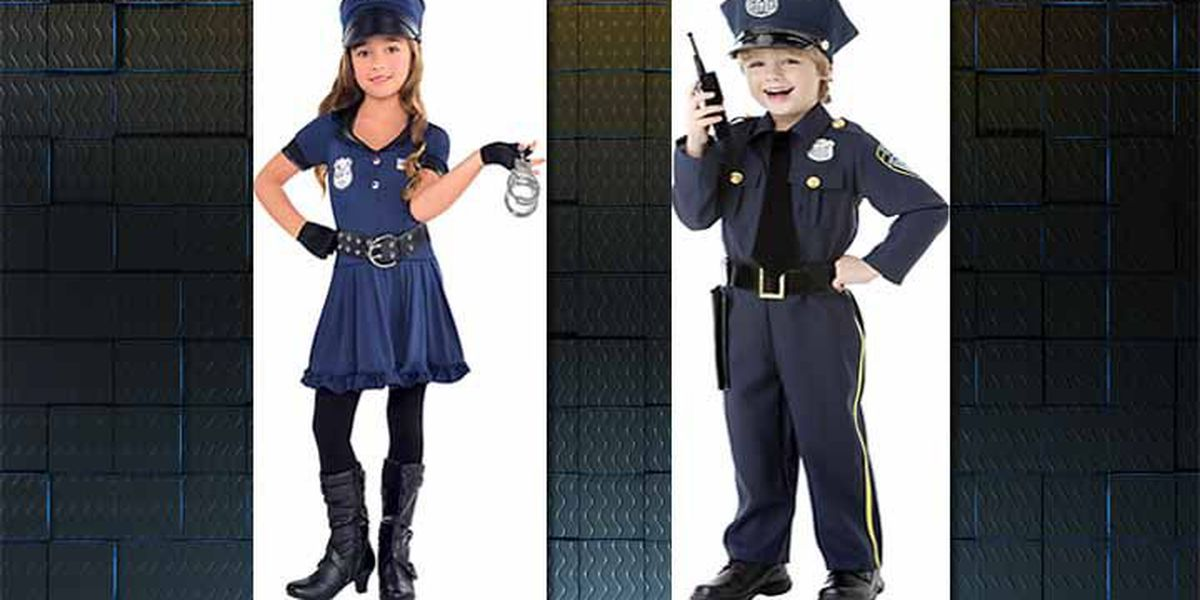 Mom writes open letter to Party City over 'Sexy Cop' costume
