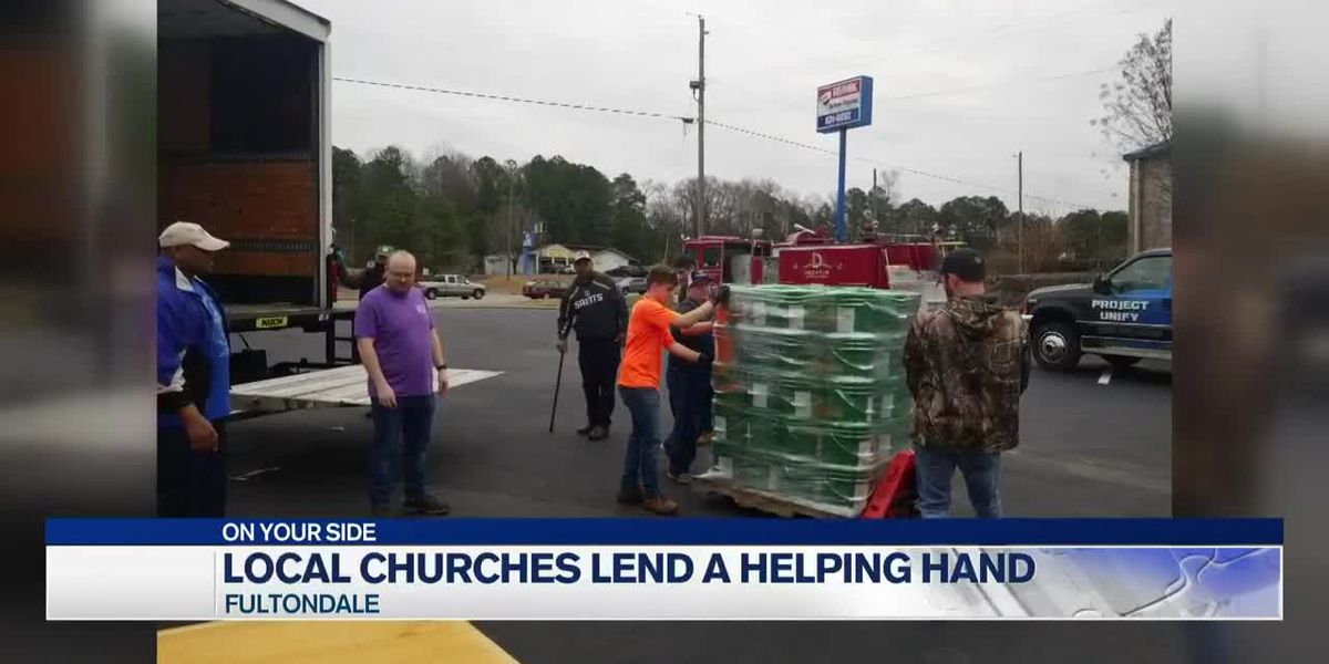 Local Church of Christ congregations helping tornado victims