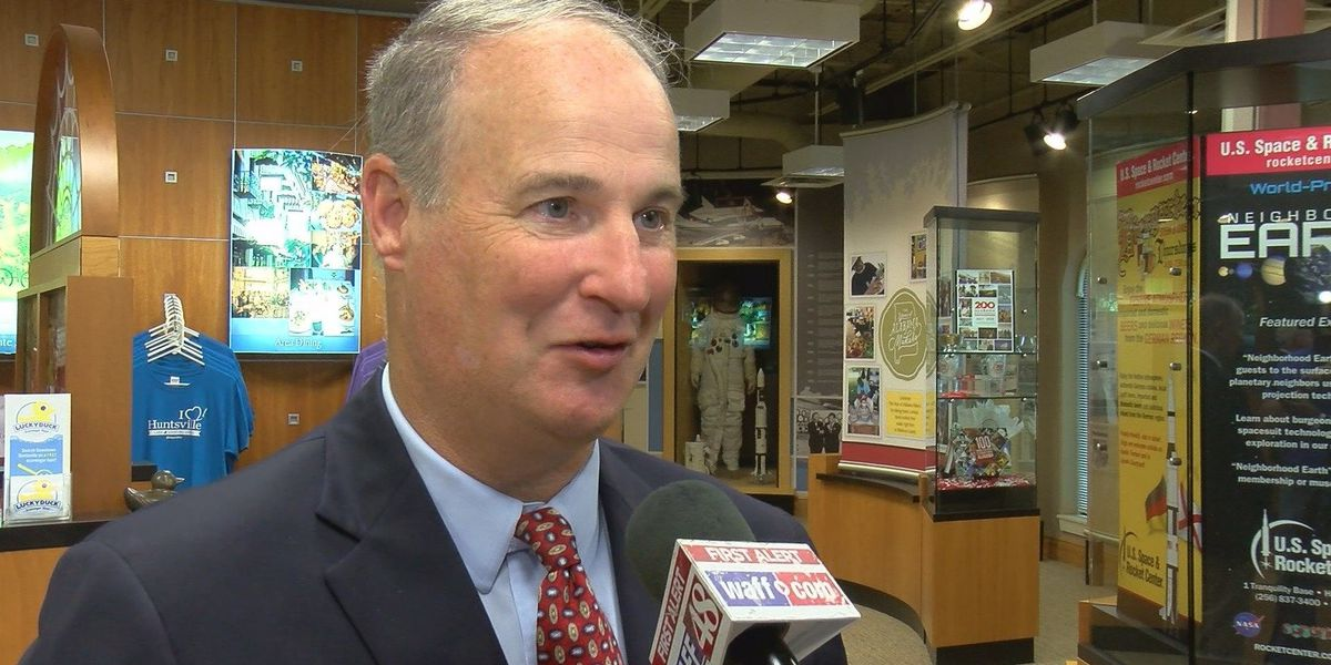 Huntsville city councilman recovering after heart attack