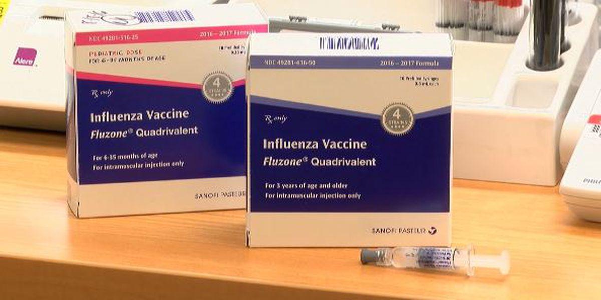 Upcoming flu shot clinics in North Alabama