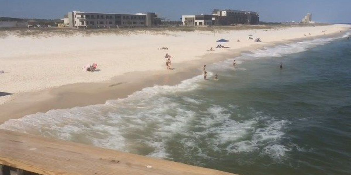 Gulf Coast beaches reopening Oct. 2; public access points remain closed
