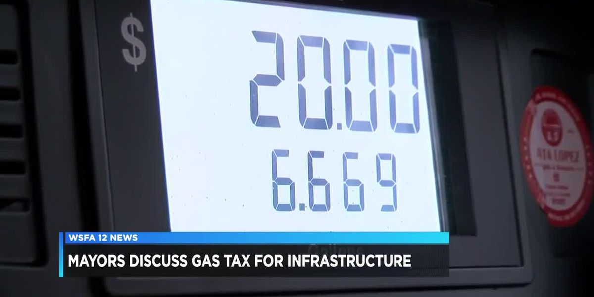 Mayors talk gas tax at League of Municipalities