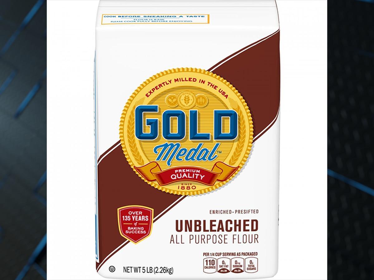 Flour recalled for potential presence of E. coli