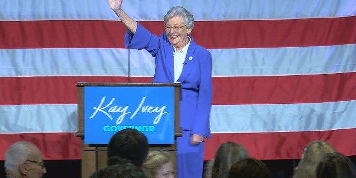 Ivey comes out on top in GOP primary in governor's race