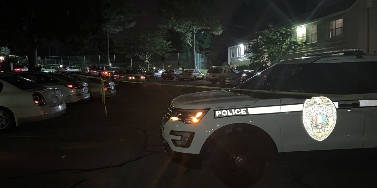 Shots fired at pool party at Huntsville apartment complex