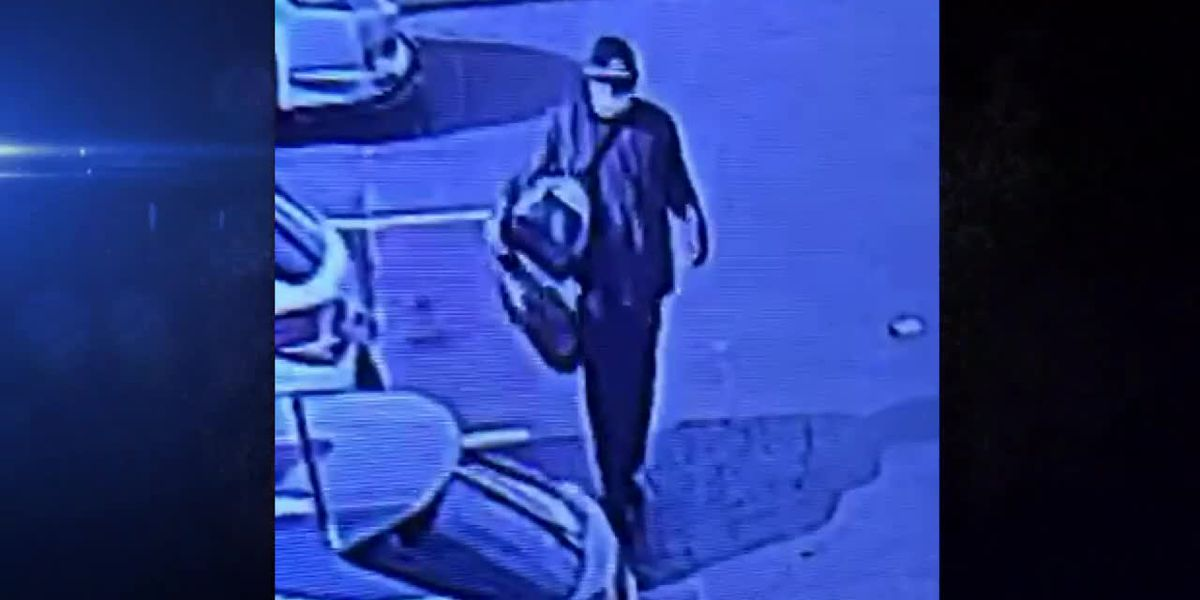 Crime Stoppers: Police say items were stolen out of a car