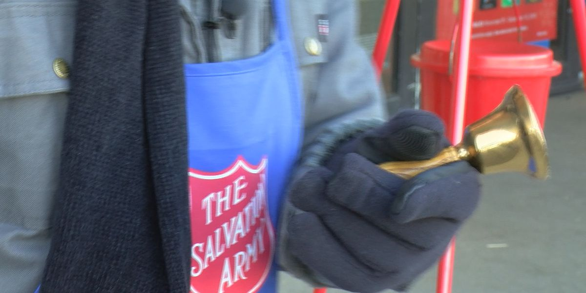 Salvation Army Red Kettle campaign in Huntsville off to a slow start