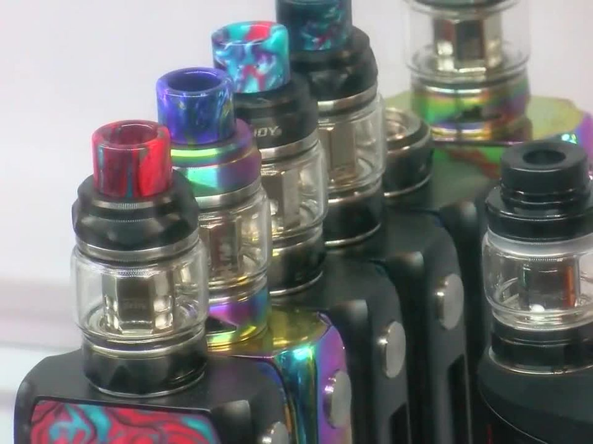 How is Alabama combating vape-related illness?