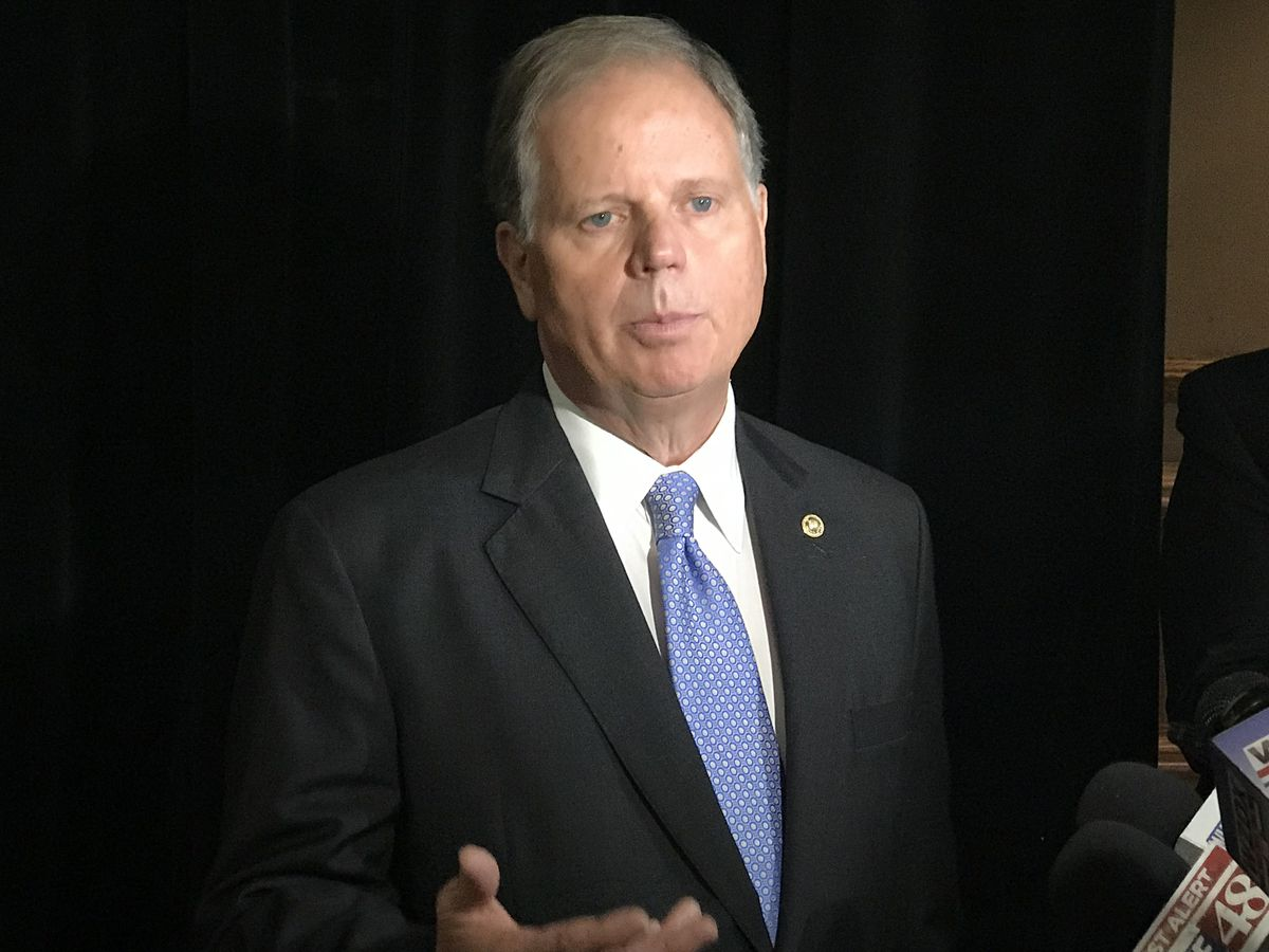 A Run-Down of Doug Jones's Washington Update