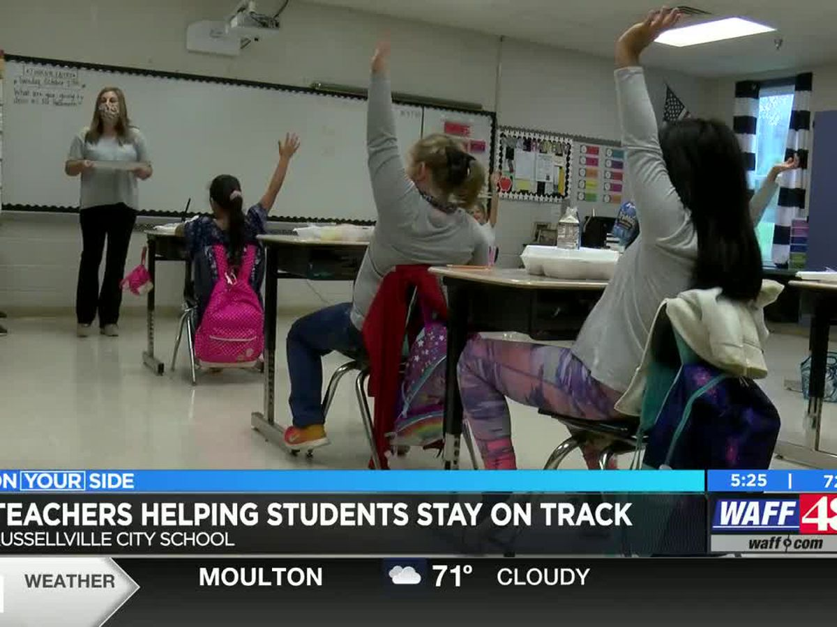 """We have to work harder to get the same result:' How Russellville teachers discuss educating English language learners"