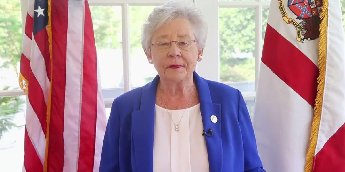 Gov. Ivey's first cancer treatment went smoothly