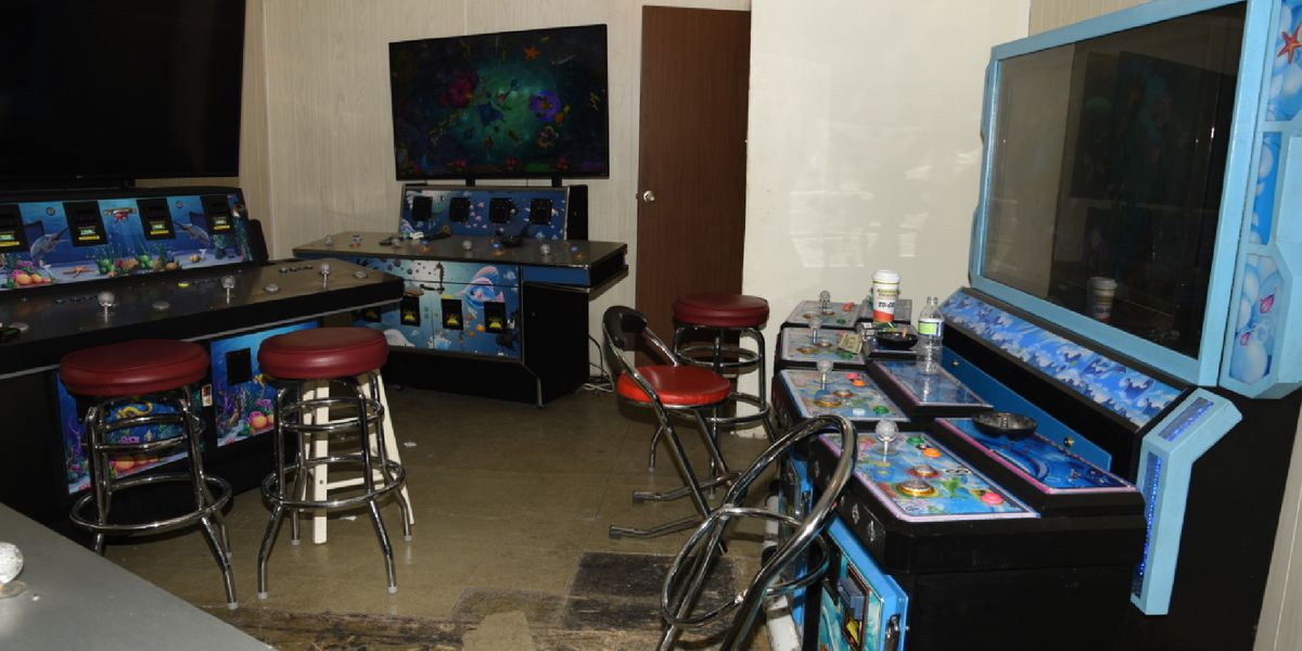 26 gambling machines seized in Decatur raid