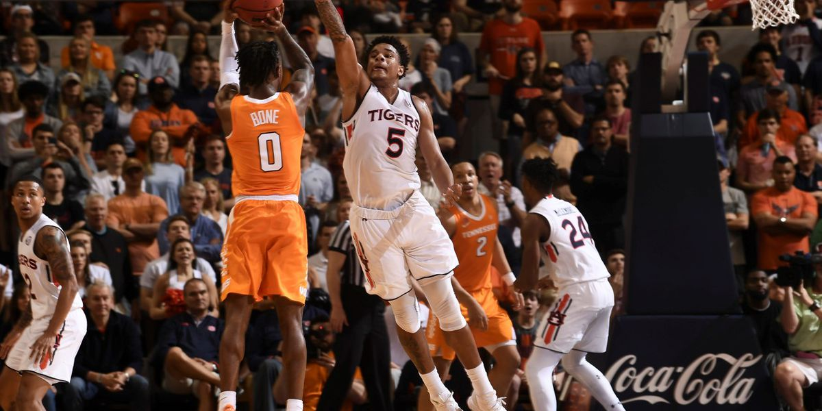 Chuma Okeke taken in first round of NBA Draft