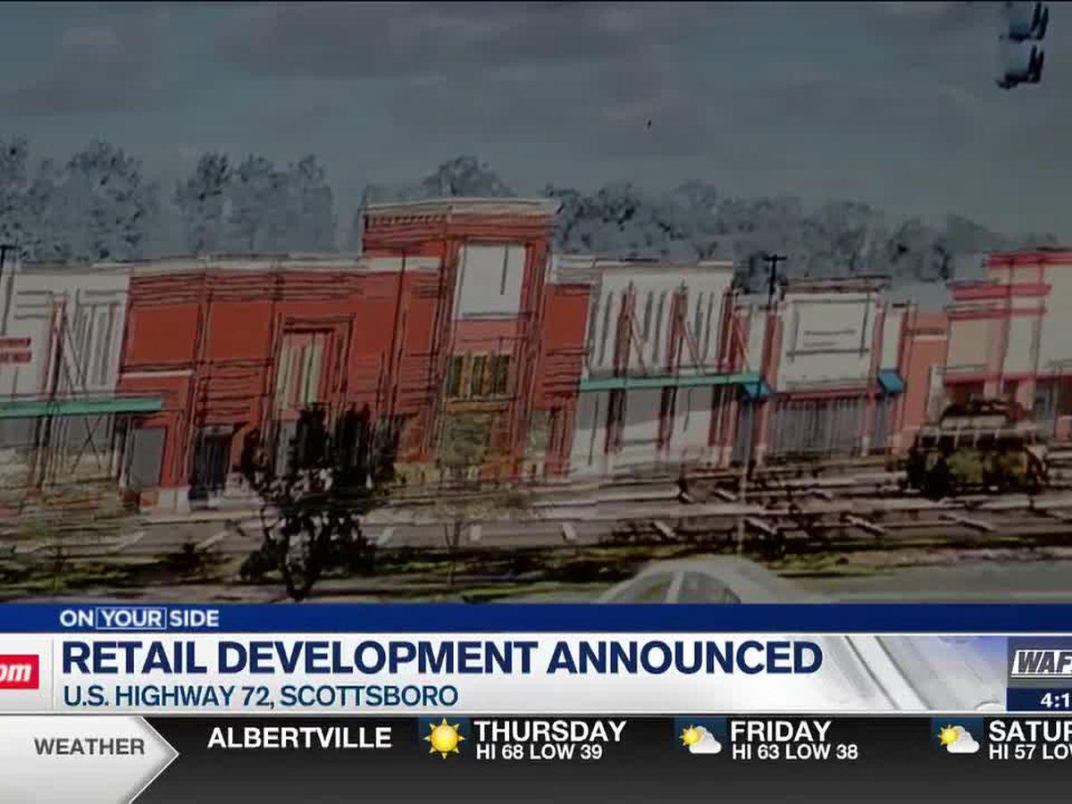 Publix grocery store, new retail development coming to Scottsboro