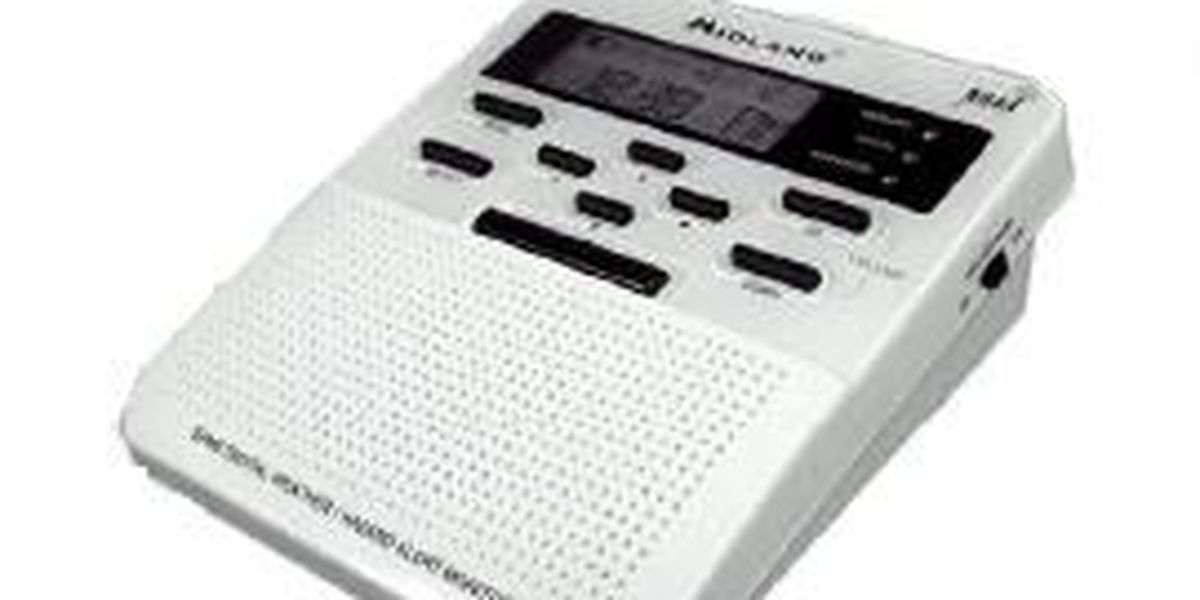 How to Program your Midland All Hazards Weather Radio