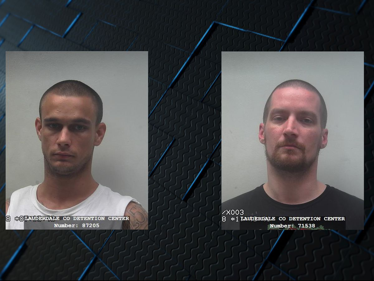 2 men facing burglary charges in Florence