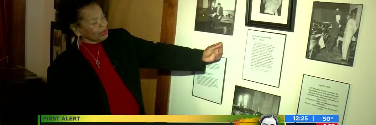 VIDEO: Scottsboro Boys museum