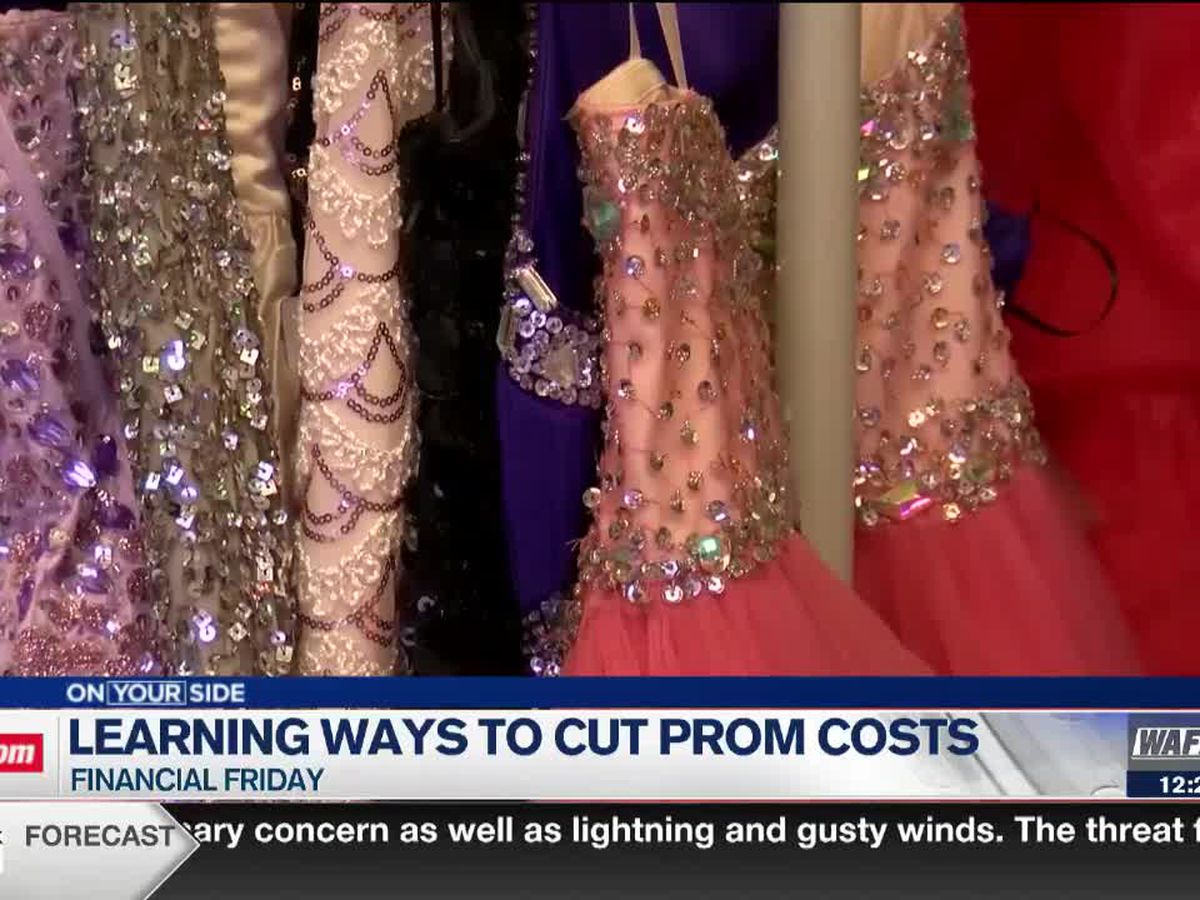Financial Friday: Ways to cut prom costs