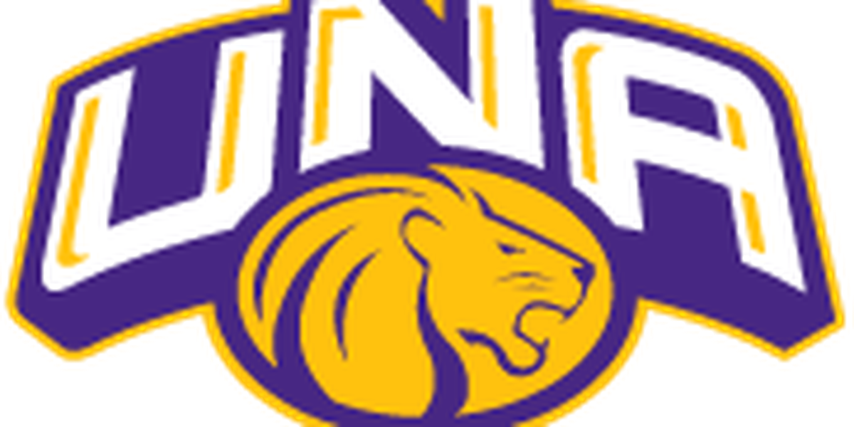 UNA with 13 student athletes named to the All-GSC teams