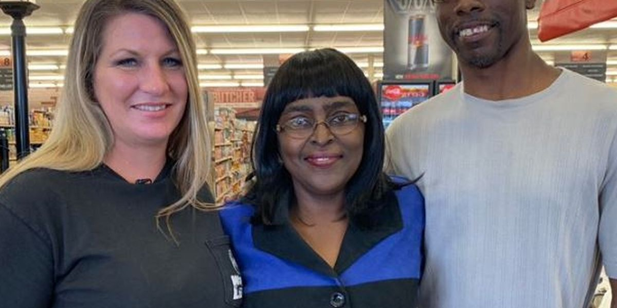 Mississippi cashier donating kidney to wife of her regular customer