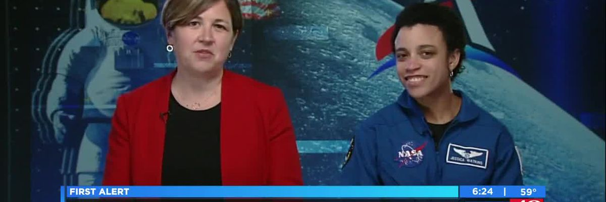 WATCH: Want to be an astronaut? NASA is hiring!