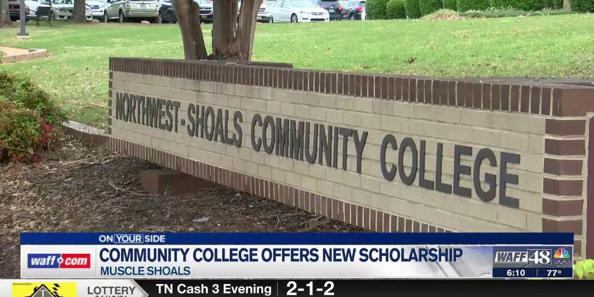 New Northwest Shoals Community College scholarship will help some students enroll for free