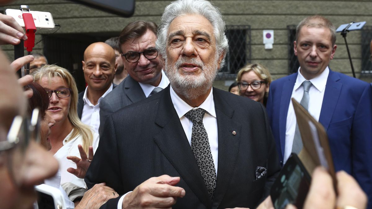 Placido Domingo apology prompts new accuser to step forward