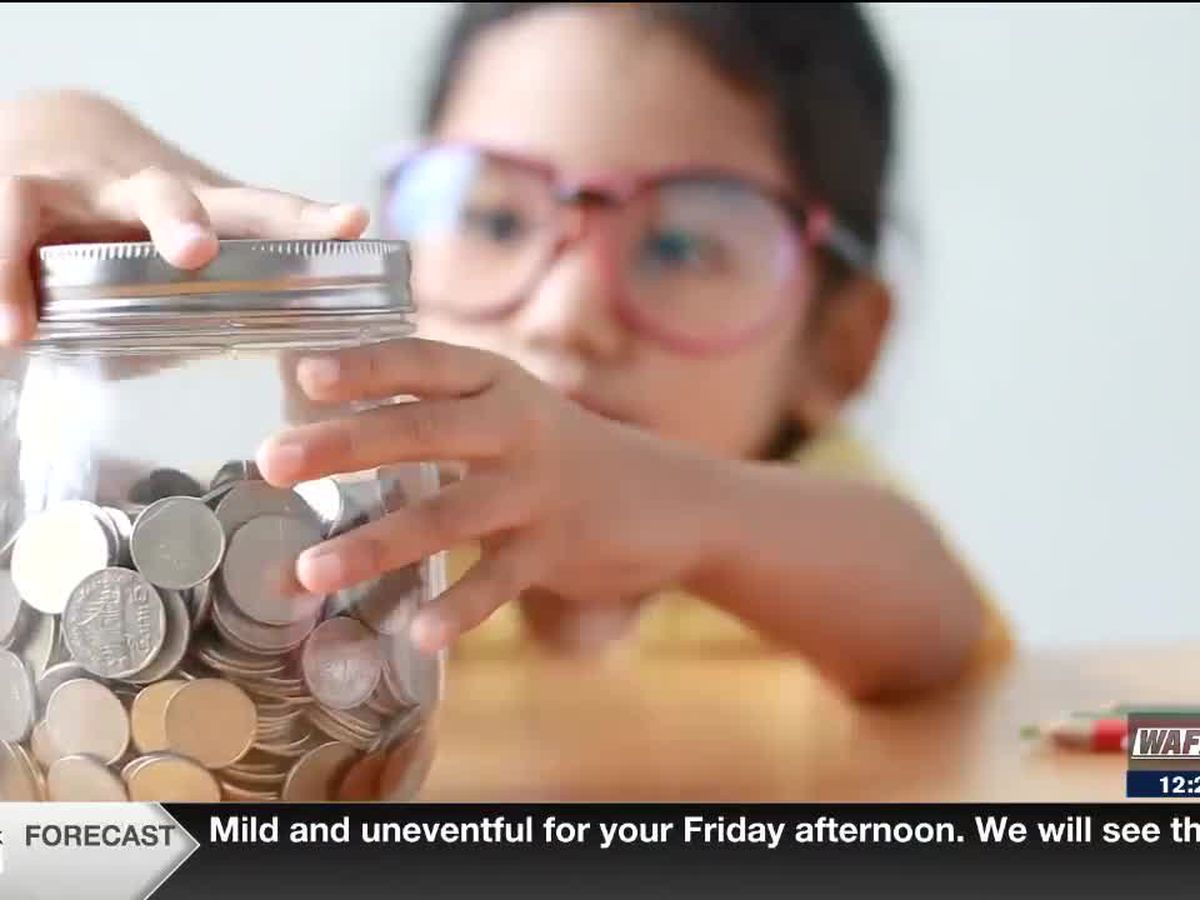 Financial Friday: Why it's important to teach young people about money