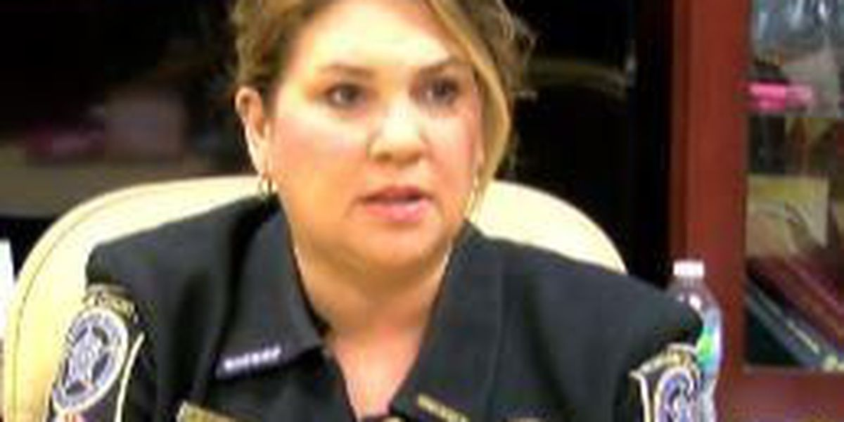 Morgan Co. sheriff fires back against lawsuit allegations she paid for info on blogger