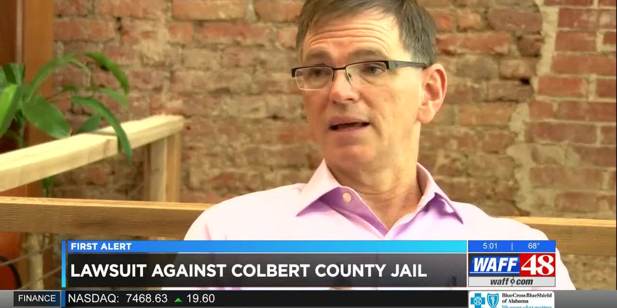 Lawsuits against Colbert County Jail