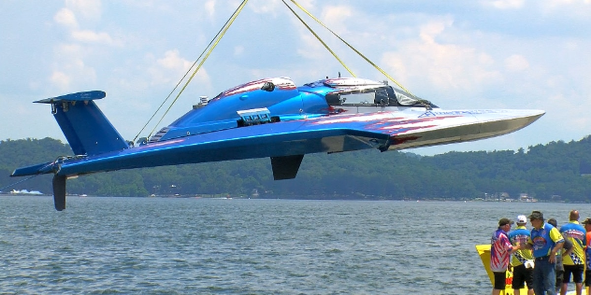HydroFest kicks off at Lake Guntersville