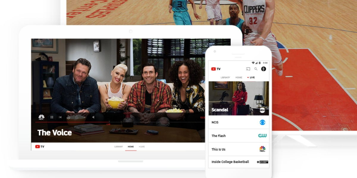 Tune in: YouTube announces new streaming service