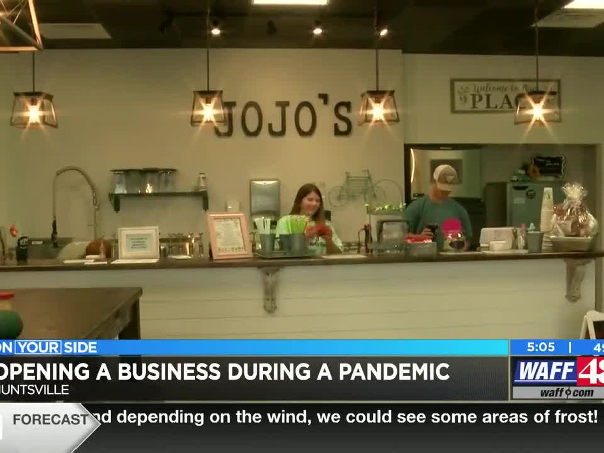 Opening a business during the pandemic: JoJo's Nutrition rises to the challenge