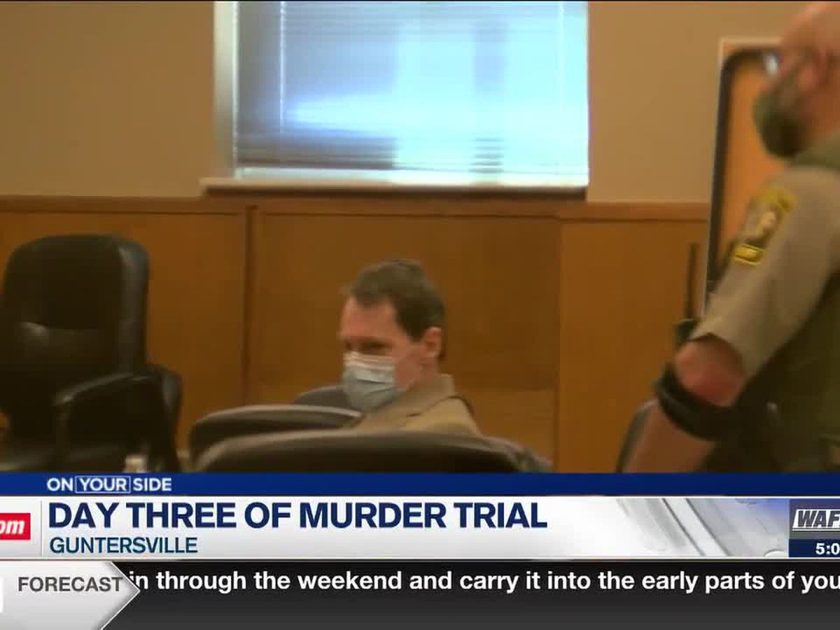 UPDATE: Marshall County man found guilty for the murder of his wife, sentencing scheduled for May