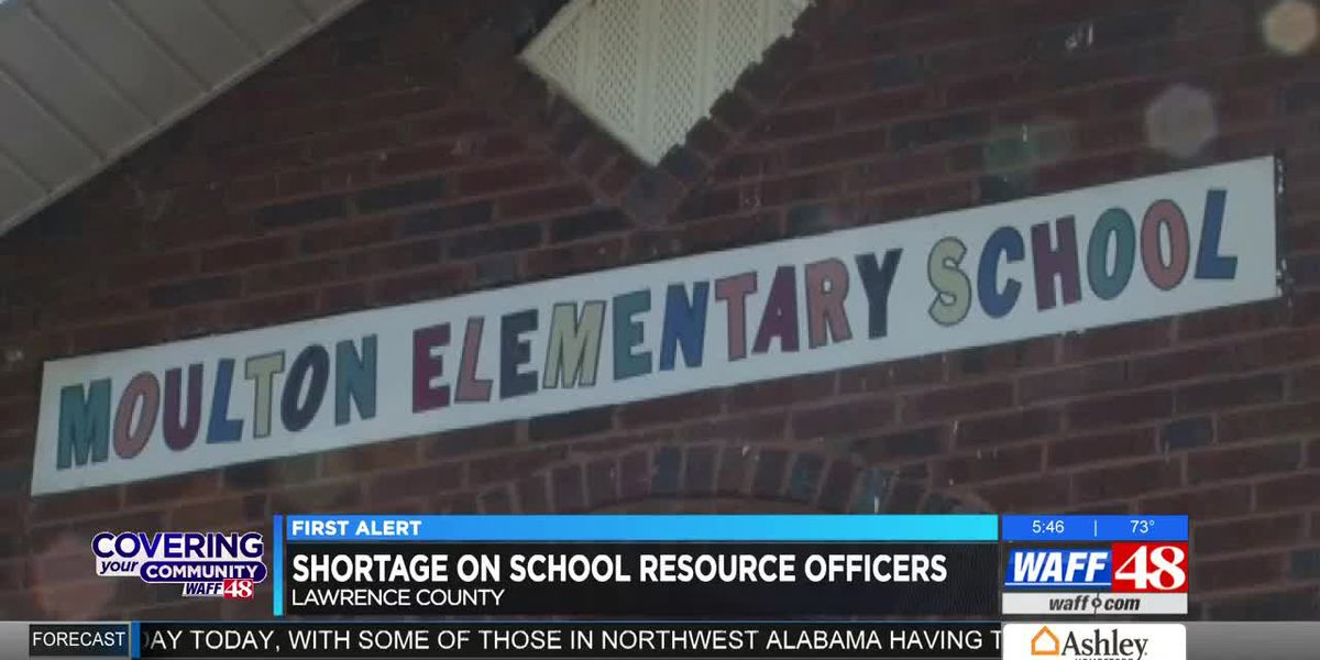 Shortage on school resource officers in Lawrence County
