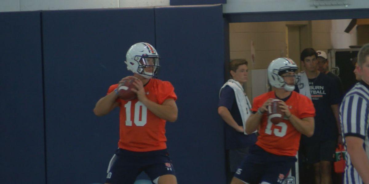 Watch! Auburn football begins Fall Camp