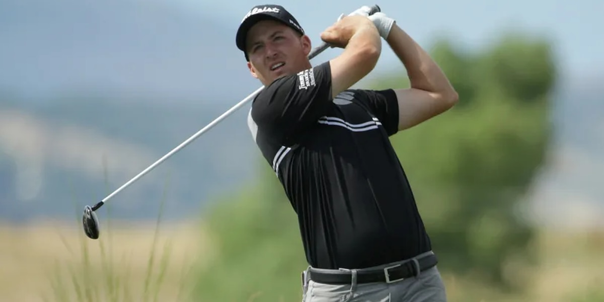 Golf pro prepares for return to competition