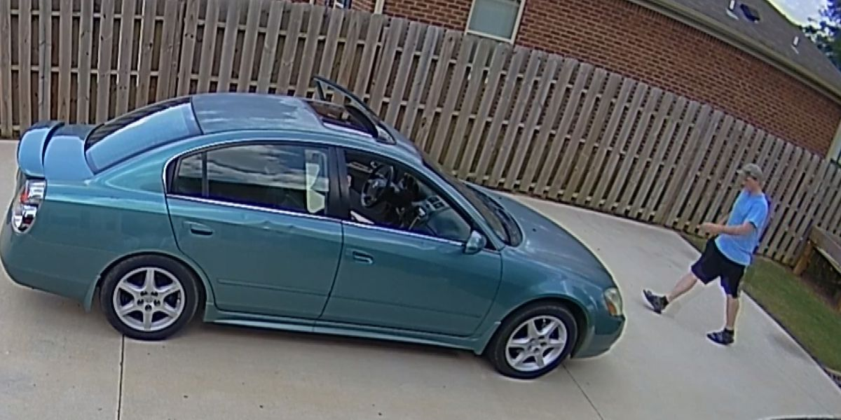 Crime Stoppers: Attempted burglary suspect sought in Huntsville