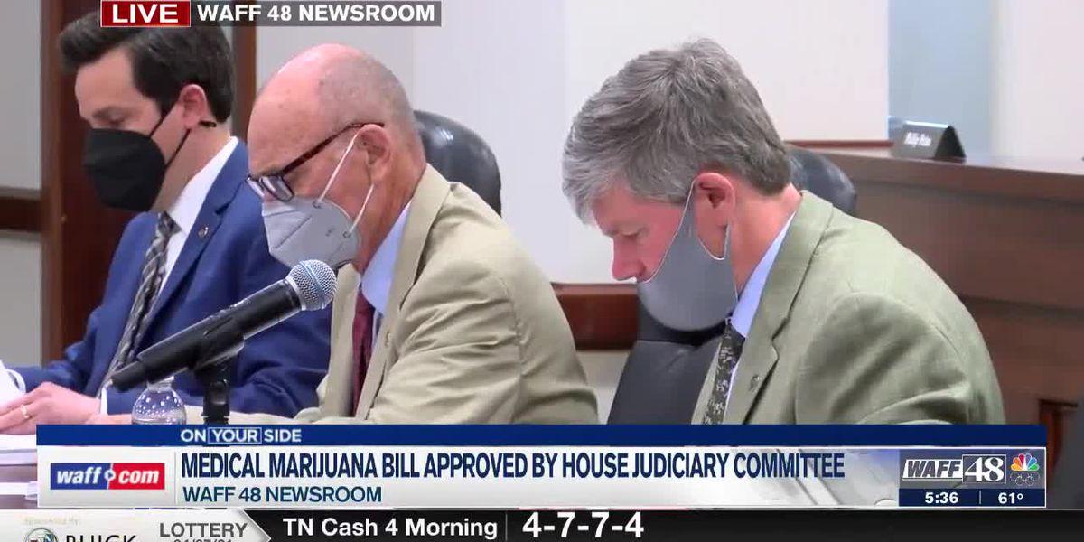 Alabama House Committee approves medical marijuana bill