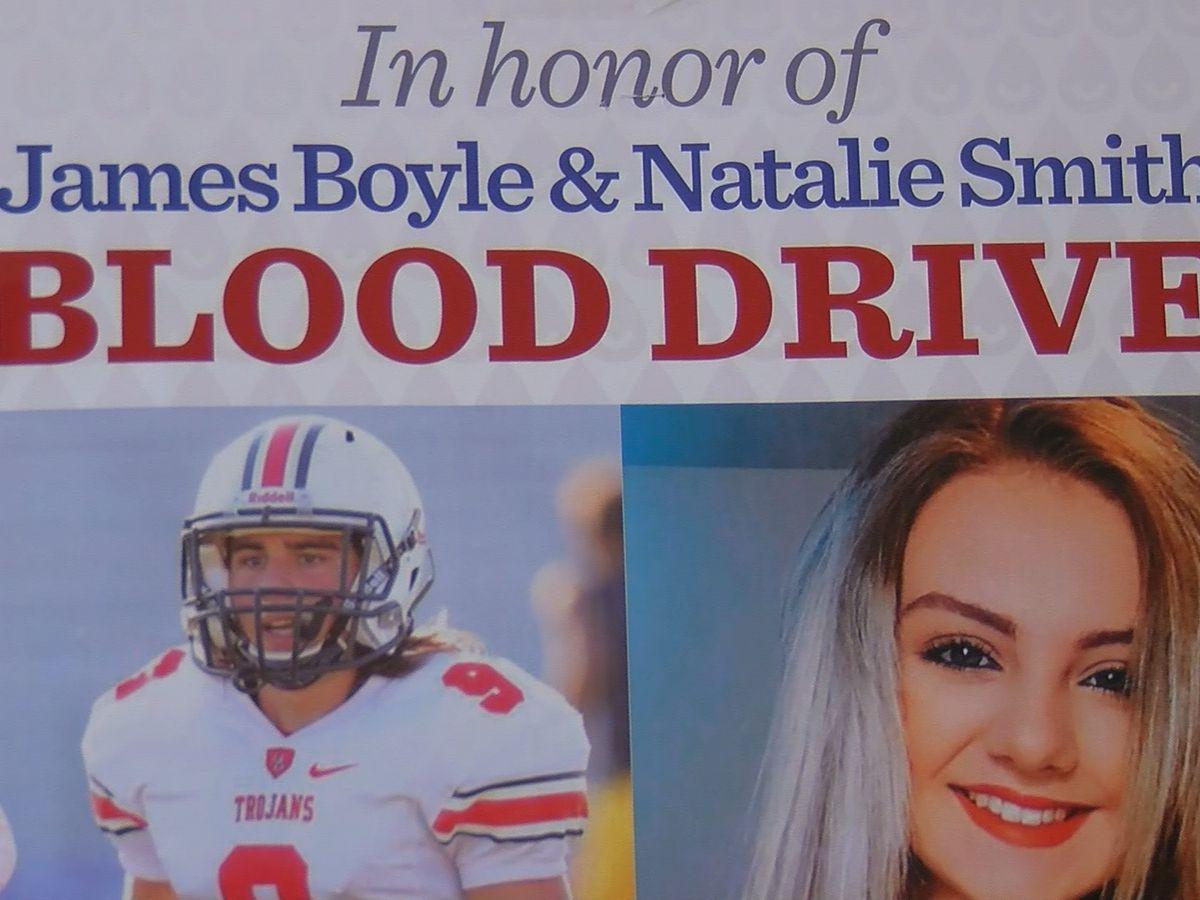 Hazel Green High School hosting blood drive to help students burned in fire