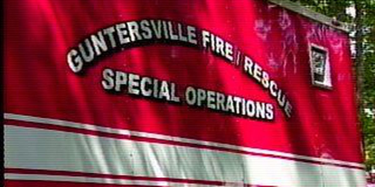 HAZMAT called to Guntersville