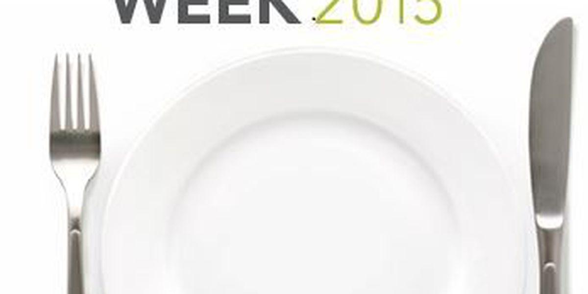 Huntsville Restaurant Week kicks off Friday
