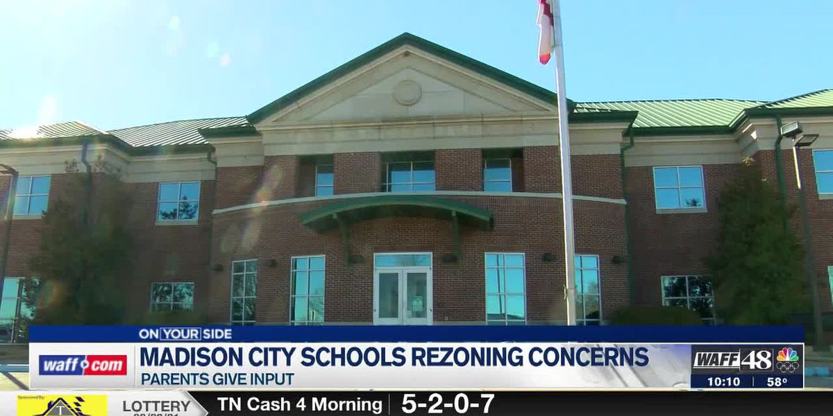 Madison City Schools approves elementary rezoning plan