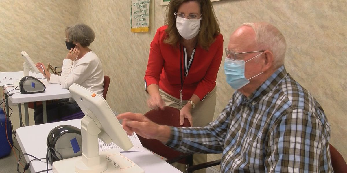 Marshall County election officials make preparations for election day