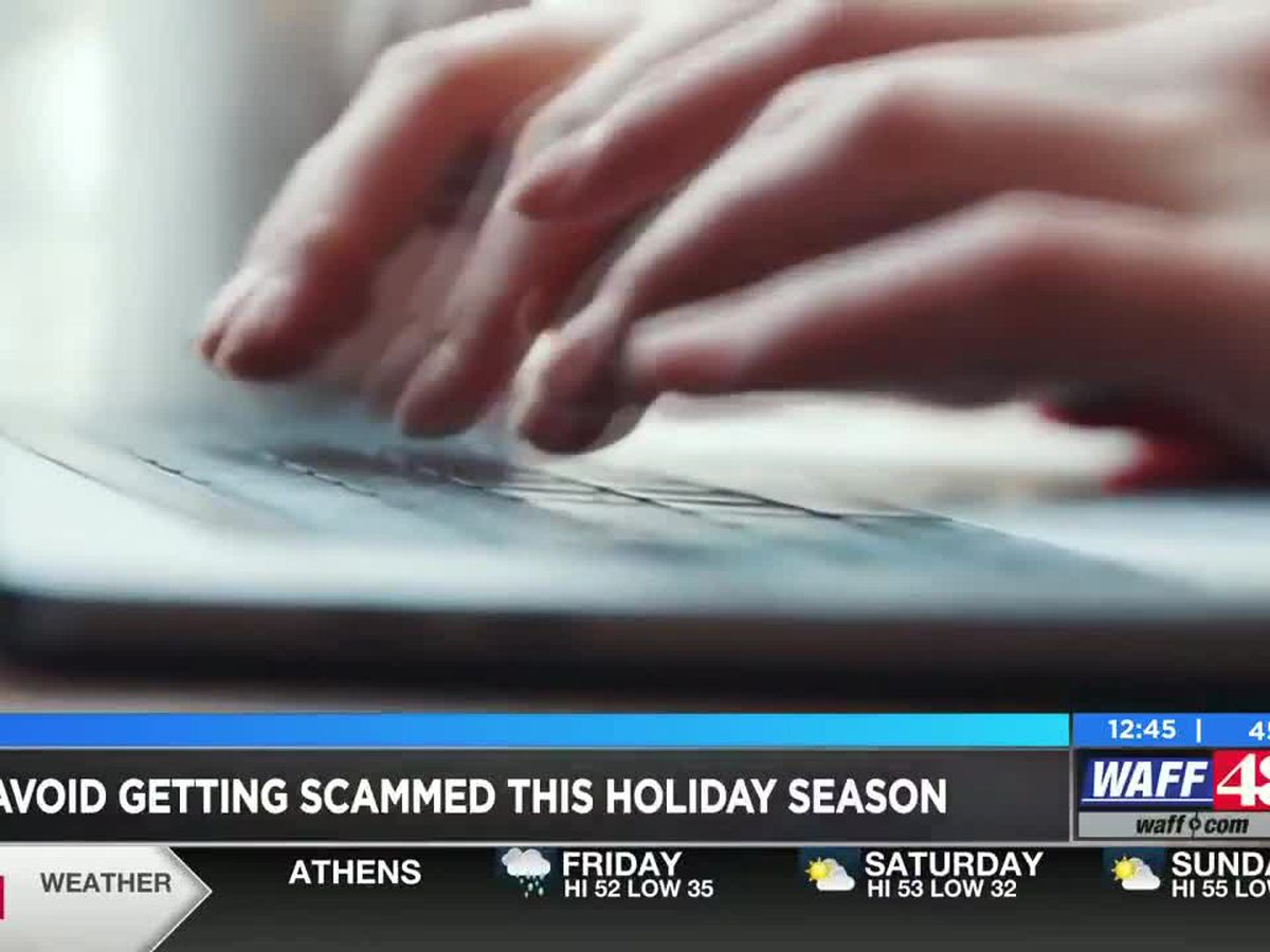 Financial Friday: Avoid Getting Scammed This Holiday Season